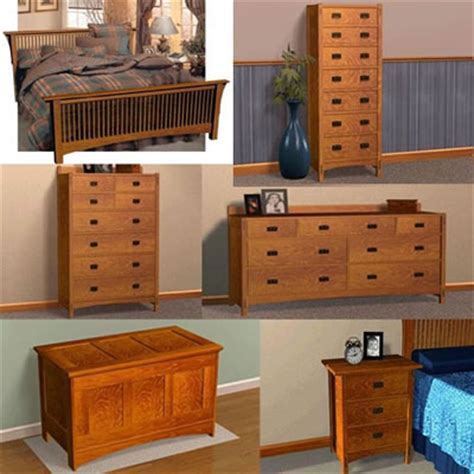 Bedroom Furniture Planner Furniture Plans 187 Archive Mission Style Bedroom Furniture Suite Plans Furniture Plans