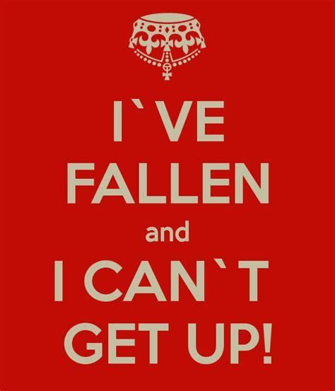Help I Ve Fallen And I Cant Get Up Meme - i ve fallen and i can t get up poster knightryder007