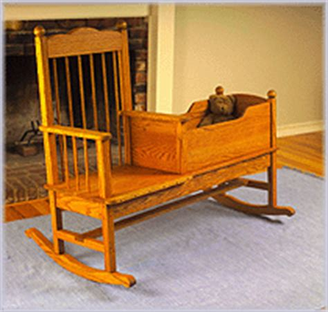 Rocking Chair Crib Combo by Rocking Chair Cradle Combo Plans I Would With Wood