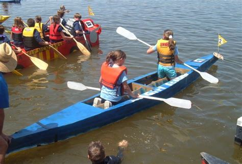 cardboard boat paddles free plans homemade diy oars