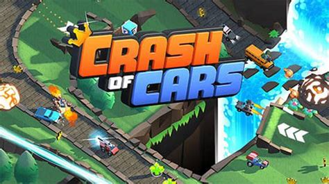 mod game cars apk crash of cars v 1 1 03 mod apk with unlimited coins and