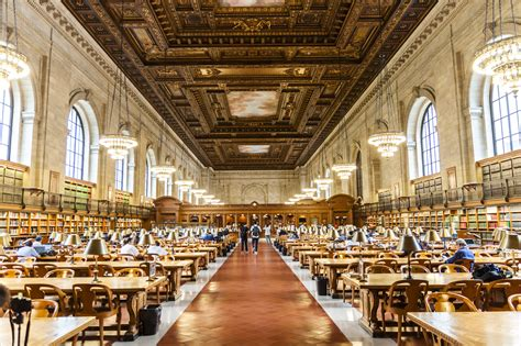 library reading room life behind the stacks the secret apartments of new york libraries 6sqft
