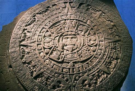 Aztec Calendar The Aztec Calendar Not A Calendar After All