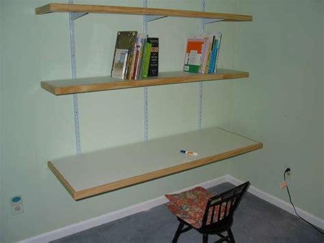 Do It Yourself Shelf Ideas do it yourself desk book shelves basement ideas