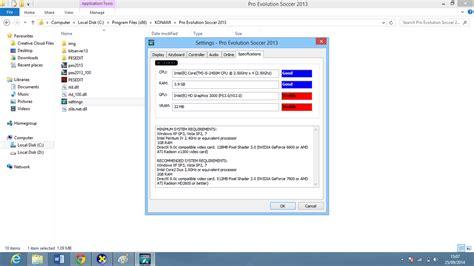 Ram Dan Vga Pc cara mengatasi vga laptop tidak terdeteksi pes 2013 x inform