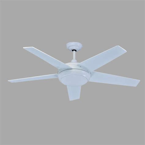 magcraft florina 54 in white direct current ceiling fan