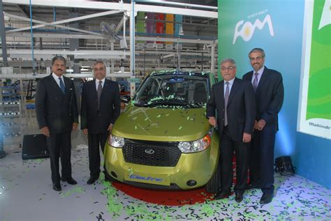 mahindra plant mahindra inaugurates ev plant car news others
