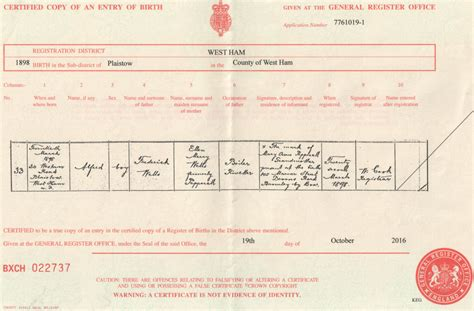 full birth certificate copy scotland 25 11 2016 lostcousins newsletter