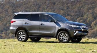 new fortuner car new toyota fortuner 2016 2016 toyota fortuner release date