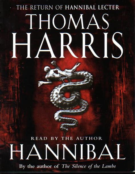 Novel Hannibal Bythomas Harris Literary References In Episode Quot Root Cause Quot Person Of
