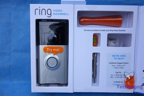 ring doorbell diode install review of ring doorbell technogog