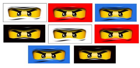 printable lego eyes free coloring pages of ninjago eyes