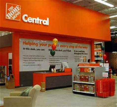 home depot customer service home