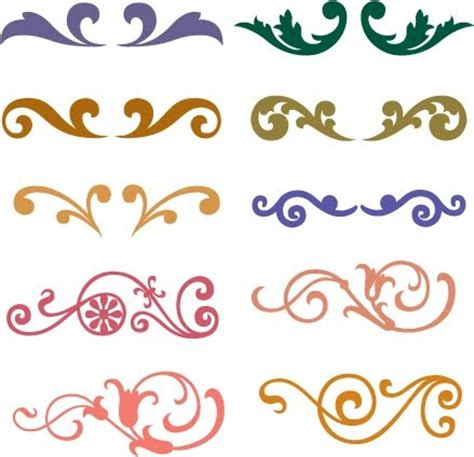 pattern svg files shery k designs free flourish svg printworthy pinterest
