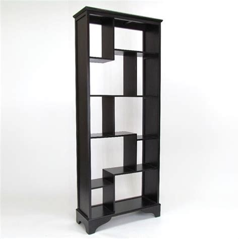 Black Storage Shelves Features