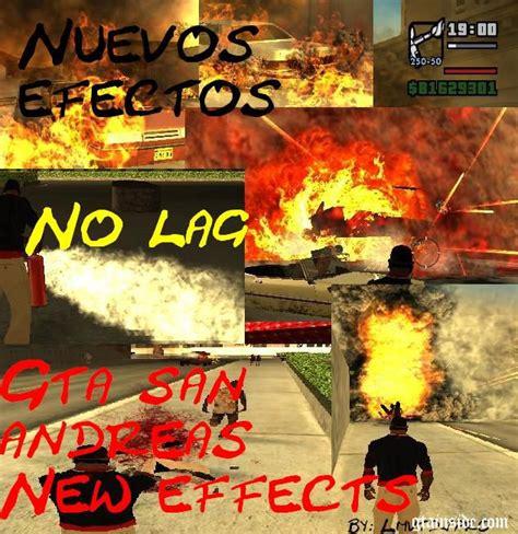 mod gta 5 no lag gta san andreas new effects no lag mod gtainside com