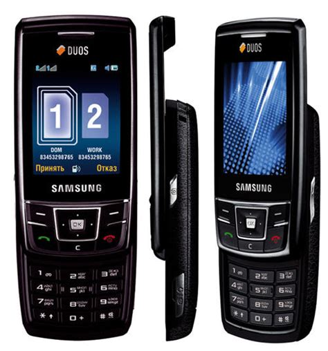 mobile phone samsung duos samsung d880 duos dual sim card phone unwired view