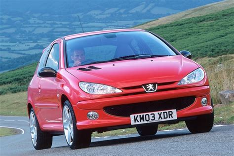 peugeot 206 price peugeot 206 gti from 1999 used prices parkers