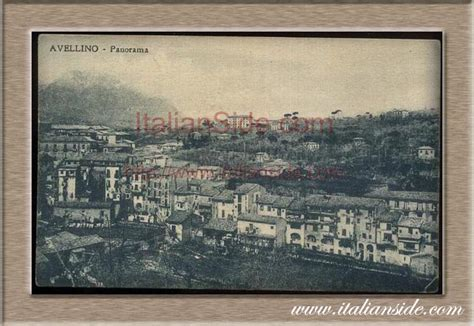 Avellino Italy Birth Records Greetings From Avellino Discover Your Italian Roots With Italianside