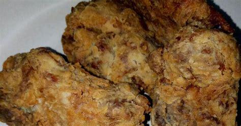 resep ayam mcd enak  sederhana cookpad