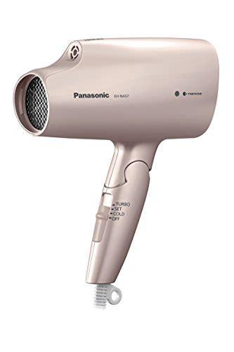 Panasonic Hair Dryer With Nozzle Eh 5281 kb10 new panasonic eh na57 pink gold nanoe hair dryer ac100 240v japan ebay