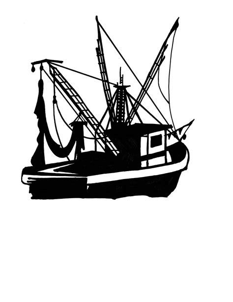 shrimp boat clip art michael schwab poster gmdemosky s blog