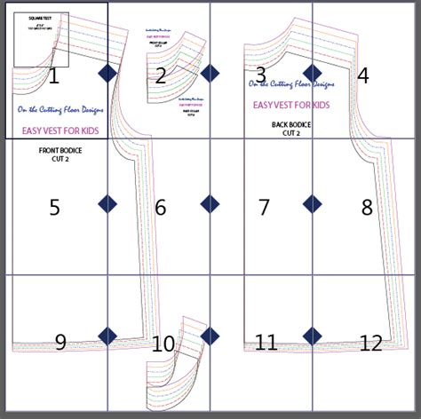 sewing pattern simple vest simple vest pattern vest pattern sewing patterns and
