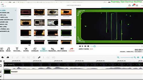 tutorial do wondershare filmora filmora tutorial 06 add frame on videos how to add a