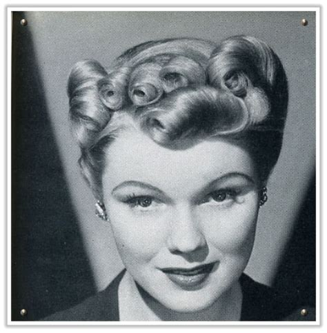 hairstyle facts from the 1940 s 301 moved permanently