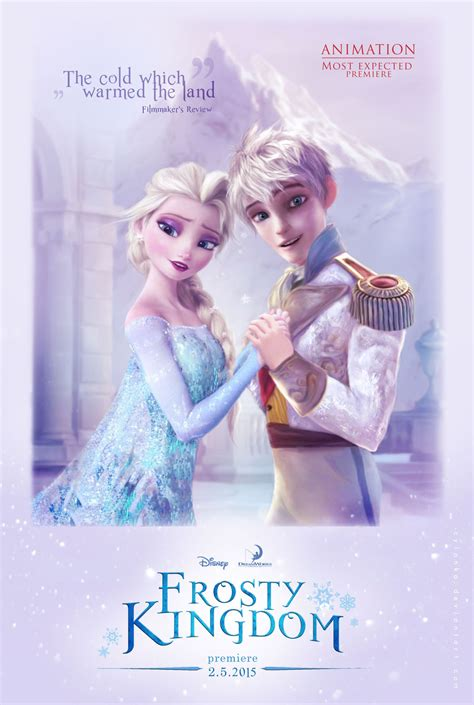 Film Frozen 2 Elsa And Jack | elsa and jack frost in frosty kingdom elsa the snow