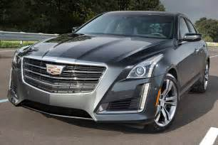 Cadillac Gas Prices Used 2017 Cadillac Cts For Sale Pricing Features Edmunds
