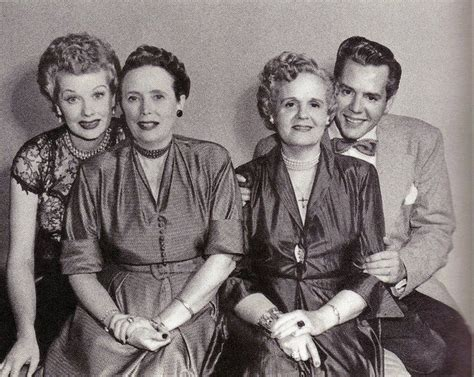 dolores de acha lucy and desi with their moms in 1951 dee dee ball and