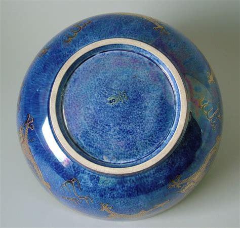 pattern maker portland wedgwood dragon lustre bowl