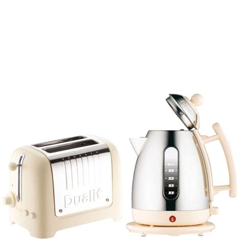 Dualit Kettle And Toaster dualit jug kettle and 2 slot toaster bundle iwoot