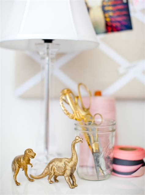pink and gold desk accessories pink gold home office b a s blog