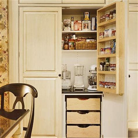 Kitchen Closet Design Decor Design Kitchen Pantry Ideas