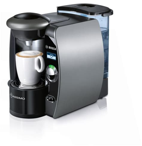 TASSIMO LCD Premium T65 Home Brewing System by Bosch Review And Giveaway   Two of a kind