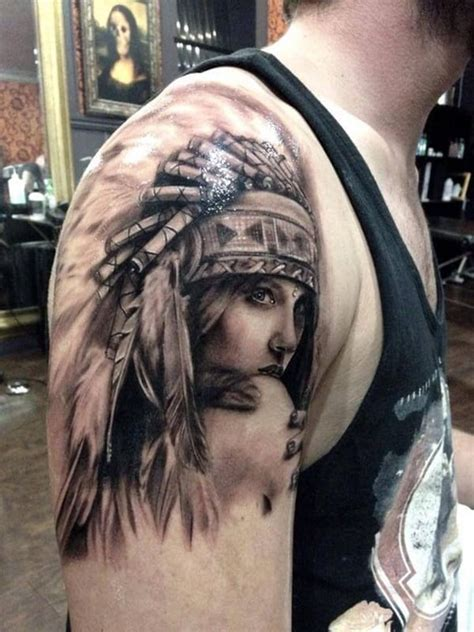 75 amazing american tattoos for a tribal look