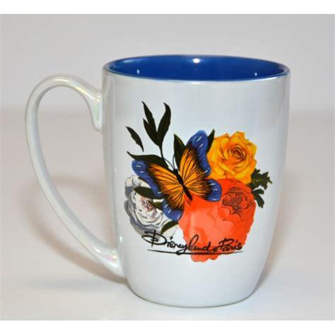 Flower Mug disney fleur from flower mug