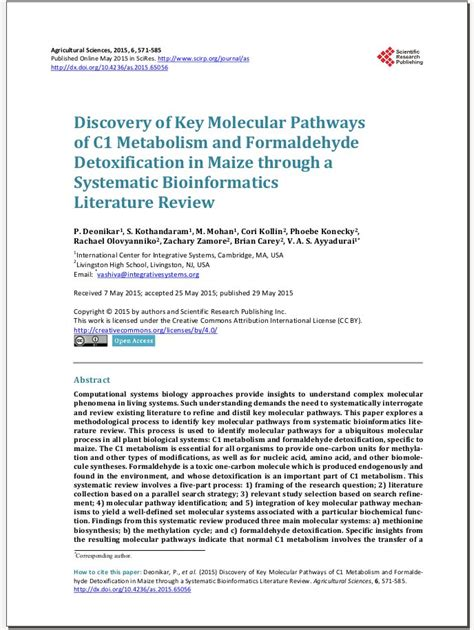 published research papers published research papers