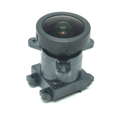 Original Lens Replacement With Lens Dock For Gopro Mcs6mbk original lens replacement with lens dock for xiaomi yi black jakartanotebook