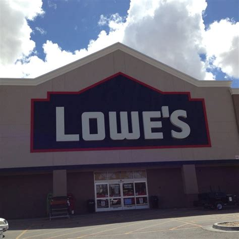lowe s home improvement el paso tx