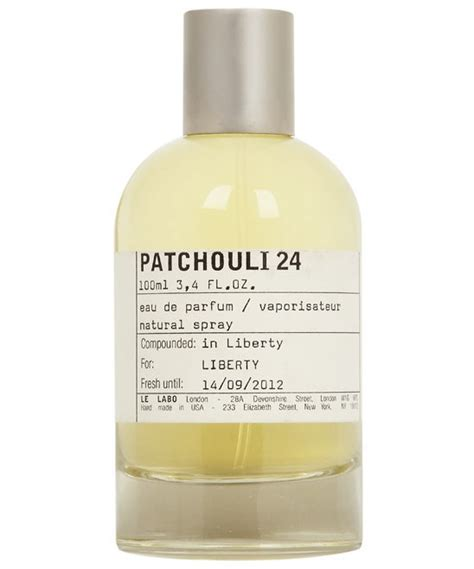 Le Labo Patchouli 24 Decant 1 96 best fragrance images on fragrance perfume and shops