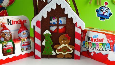 decorar huevos de navidad huevos kinder sorpresa navidad y chocolatinas para decorar