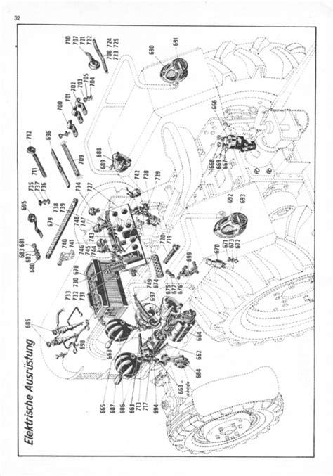 Spare Part Traktor kramer kl 250 dieselschlepper traktor spare parts list