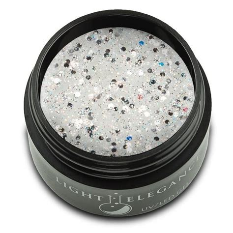 light elegance glitter gel can west wholesale esthetics light elegance glitter gel big diamond led uv canwest