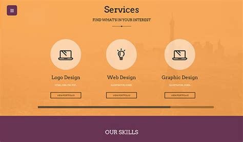 single page site template 40 best single page themes idevie