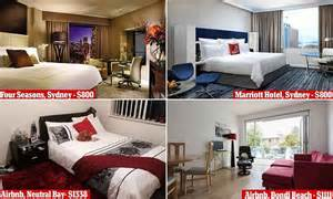airbnb shared room airbnb rooms cost more a room at a five hotel on new year s daily mail