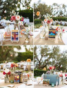 travel theme weddings on pinterest travel wedding themes