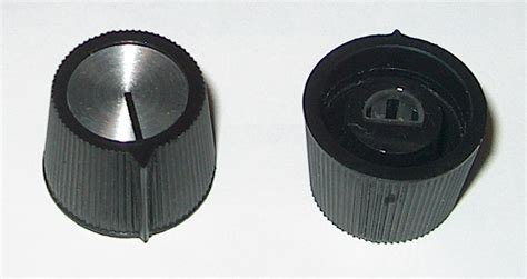 Knob Knob by Eg 70 S Black Plastic Knob For D Shaft Pots Product